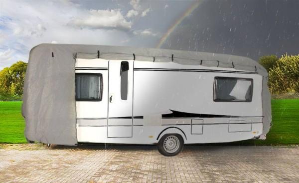schutzh lle f r wohnwagen im outdoorbereich capa. Black Bedroom Furniture Sets. Home Design Ideas